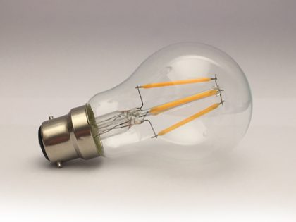 B22 Sandard LED Filament Lamp