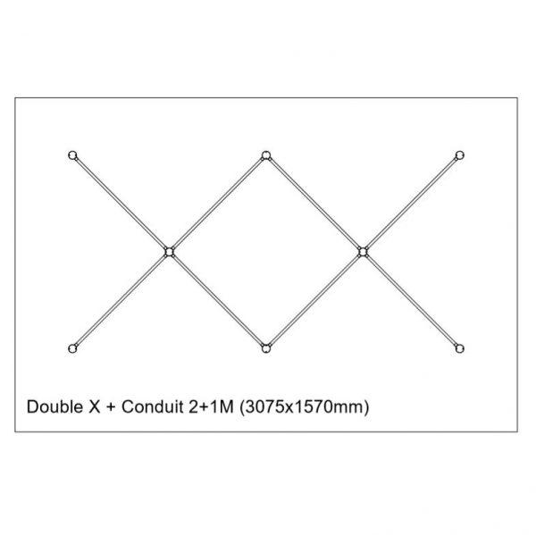 Copper-conduit-Triple-X