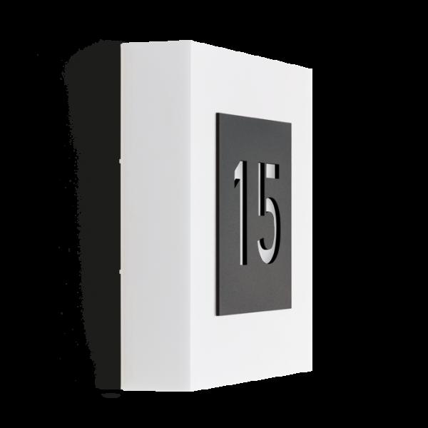 Door number light